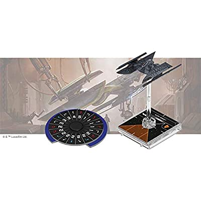 Fantasy Flight Games X-Wing 2ND Ed: Hyena-Class Droid Bomber: Toys & Games