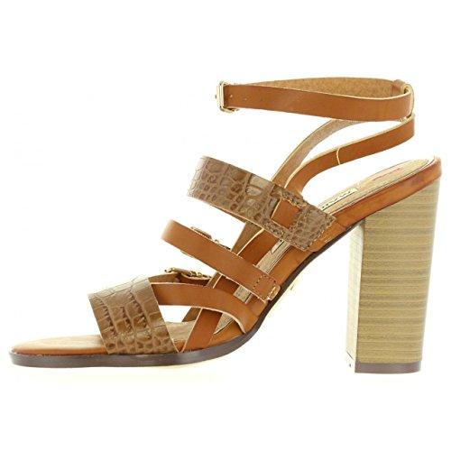 Sandalias de Mujer MARIA MARE 65731 CUERO-COCO CUERO