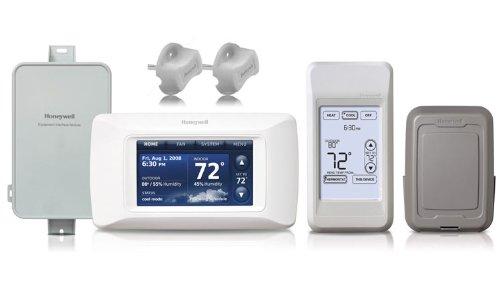 Honeywell YTHX9421R5077 - Prestige IAQ 2.0 HD 2-Wire Thermostat Kit (Honeywell Prestige Kit)