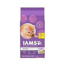 Iams Proactive Health Premium Dry Kitten Food, 3.18 kg