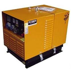 Diesel Notstromaggregat 8,8 kW / Bild: Amazon.de