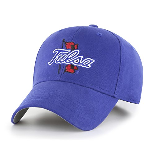 NCAA Tulsa Golden Hurricane Children Cinch Ots All-Star MVP Adjustable Hat, Toddler, Royal (Ncaa Football Tulsa)