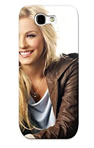 Galaxy Note 2 Case Slim [ultra Fit] Julianne Hough Protective Case Cover(best Gift Choice For Friends)