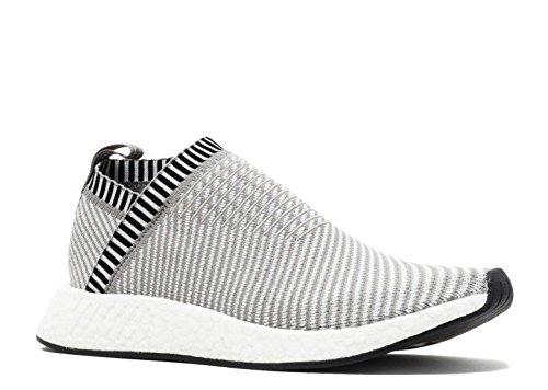 Adidas Originals Heren Nmd_cs2 Pk Sneaker Dgh Effen Grijs / Ftwr Wit / Shock Pink S