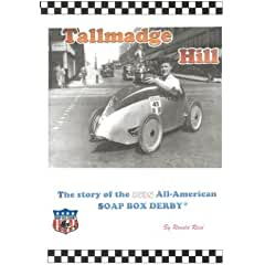 Image: Tallmadge Hill: The Story of the 1935 All-American Soap Box Derby, by Ronald Reed (Author). Publisher: iUniverse (March 8, 2013)