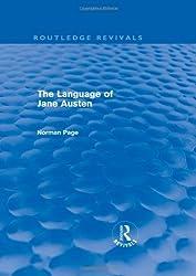 The Language of Jane Austen (Routledge Revivals)
