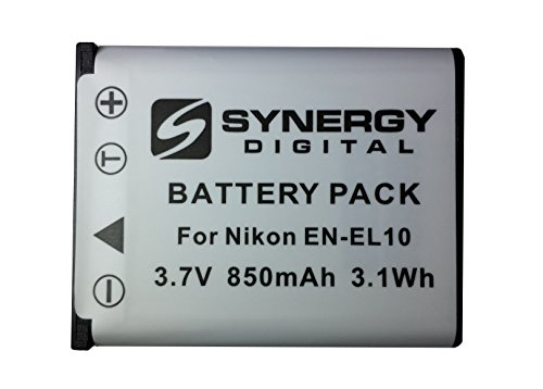 SDENEL10 Lithium-Ion Battery - Rechargeable Ultra High Capac