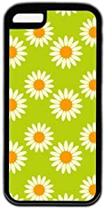 Daisy Flower Floral Pattern Theme Iphone 5c Case by icecream design