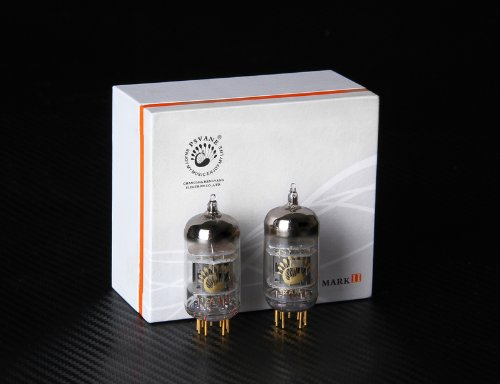 Matched Pair Premium Grade Psvane 12AX7-T Mark Ⅱ Vacuum Tube High-end in Gift Box