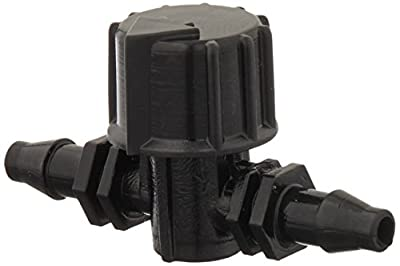 Hydro Flow In-Line Micro Irrigation Valve 3/16 in (10/Bag)