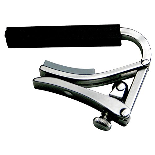 - Shubb Deluxe Series GC-30C (S2) Classical Guitar Capo - Stainless Steel
