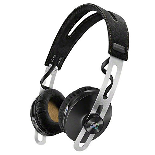 (Sennheiser HD1 On-Ear Wireless Headphones with Active Noise Cancellation - Black (Discontinued by Manufacturer))