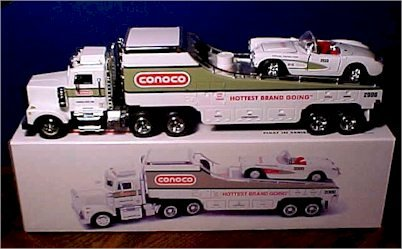 Conoco Car Carrier Truck- 2000