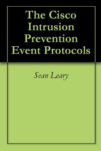 The Cisco Intrusion Prevention Event Protocols