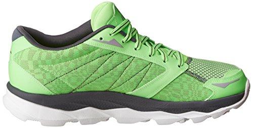Skechers go ultra run nite owl 53882 de course-homme-vert/vert