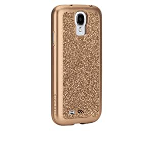 Case-Mate Samsung Galaxy S4 Case - Retail Packaging - Gold