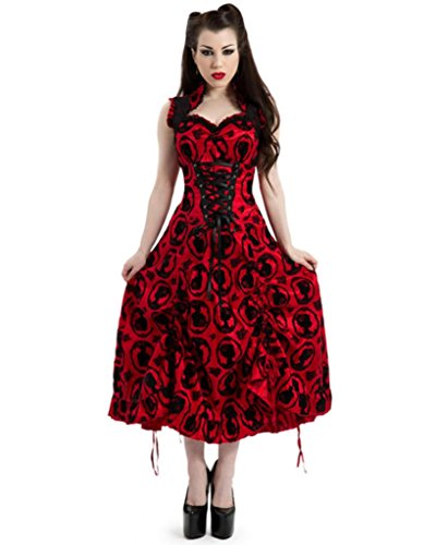 Romantic Victorian Corset Prom Dress