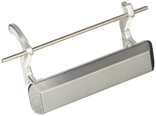 [All Sales 529BC Brushed Chrome Billet Aluminum Tailgate Handle] (Aluminum Tailgate Handles)
