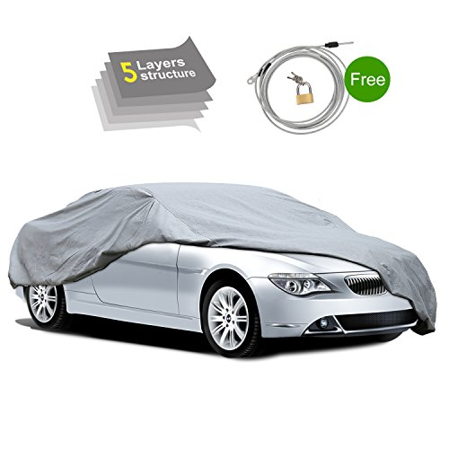 Car Cover 3 Layers - 6