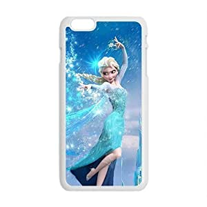 Charming Frozen beautiful scenery Frozen Cell Phone Case for Iphone 6 Plus