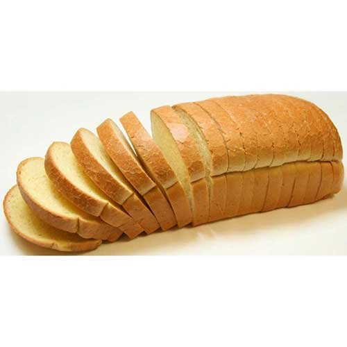 Rotellas Italian Bakery Brioche Bread Loaf - 6 per case. by Rotellas