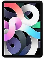 2020 Apple iPadAir (10,9-tums, med Wi‑Fi, 256GB) - silver (fjärde generationen)