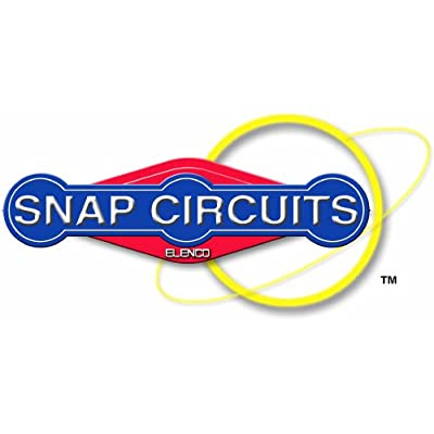 Snap Circuits Classic SC-300 Electronics Exploration Kit + Student Training Program with Student Study Guide | Perfect for STEM Curriculum: Toys & Games