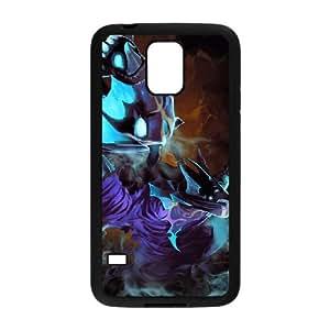 Dota2 ABADDON Samsung Galaxy S5 Cell Phone Case Black 82You419601