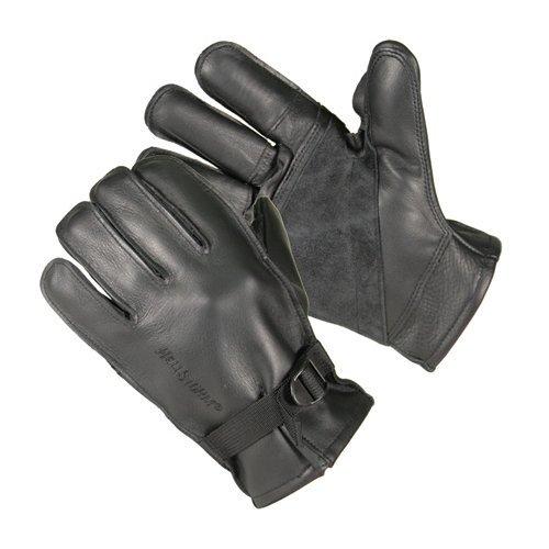 Blackhawk Men's Black S.T.R.I.K.E. Force Heavy Duty Fastrope Gloves (Black, Large)