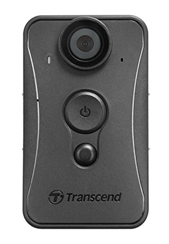 Transcend TS32GDPB20A Body Security Camera, Black, used for sale  Delivered anywhere in USA