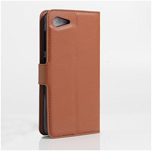 Funda Lenovo zuk Z2,Manyip Caja del teléfono del cuero,Protector de Pantalla de Slim Case Estilo Billetera con Ranuras para Tarjetas, Soporte Plegable, Cierre Magnético B