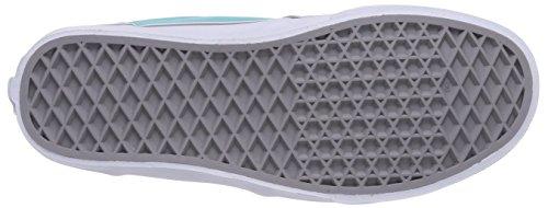 Vans W Atwood - Zapatillas de Deporte de otras pieles Mujer Turquesa (Animal Blue Ra F6K)