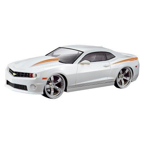 Braha Chevrolet Camaro 1:24 R/C Car White