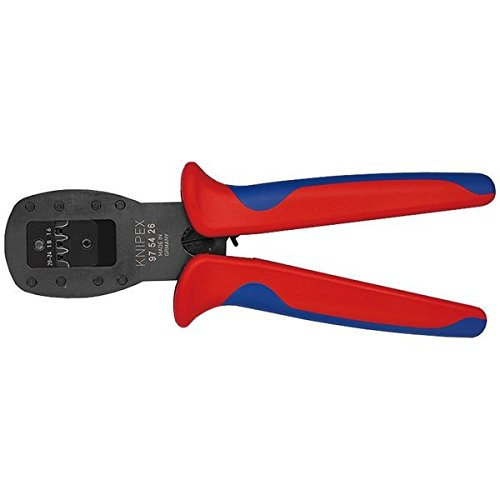 KNIPEX(クニペックス)9754-26 平行圧着ペンチ B07D1LKX9N