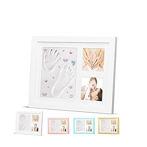 Timeless Newborn Baby Hand And Footprint Kit Frame