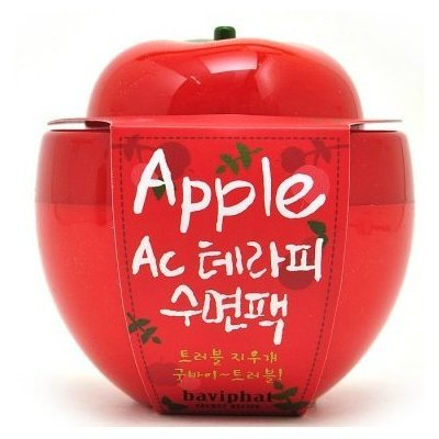 Baviphat_ Apple AC Therapy sleeping pack, 100g (trouble-i...