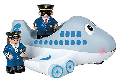 - Jumbo Jet Kids Bath Toy Set for Toddlers Fun Water Toys