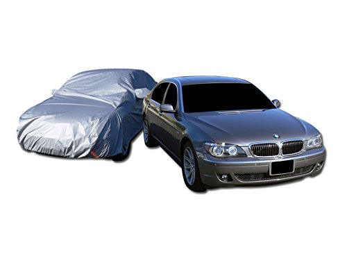 Universal Fit For Luxury Executive Coupe / Sedan / Hatchback Car (Usually Length Of Car Not Exceeding More Than 5300mm)4 LAYER UNIVERSAL WATERPROOF CAR COVER+MIRROR POCKET W/LIFE WARRANTY (Honda Accord Coupe 2008 compare prices)