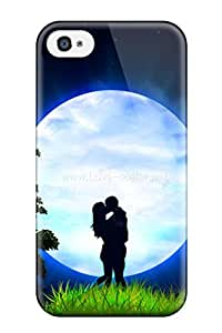AnnDavidson Iphone 4/4s Well-designed Hard Case Cover Love Protector