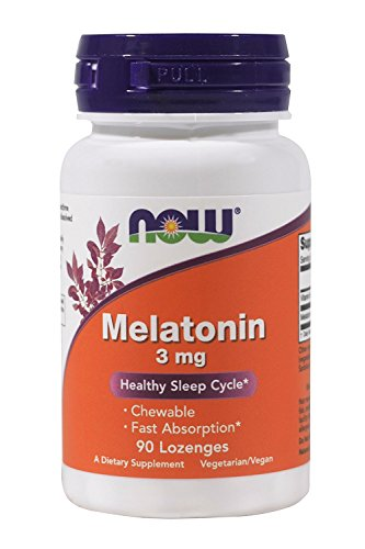 Melatonin Chewable 90 Lozenges Pack