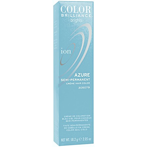 Price comparison product image Ion Azure Semi Permanent Hair Color Azure