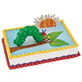 The World of Eric Carle Very Hungry Caterpillar Cake Decorating Set
