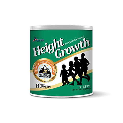 A-Milk Height Growth Fortified Milk Powder (Best Milk For Height Growth)