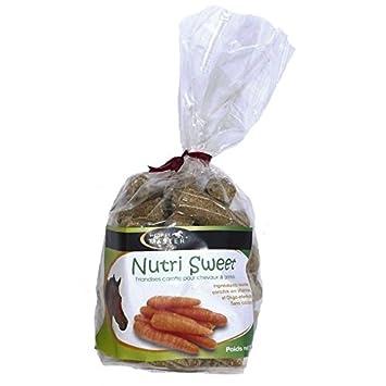 Horse Master - Nutri Sweet - Zanahoria: Amazon.es: Productos para mascotas
