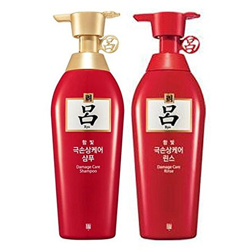 Korean Hairloss Damaged Shampoo Conditioner product image