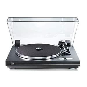 Doble disco CS 455-1 Turntable, color plata: Amazon.es ...