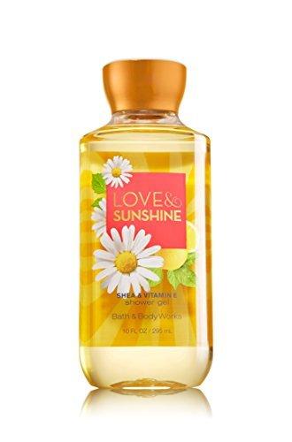 Amazoncom Bath Body Works Shower Gel Love Sunshine Beauty