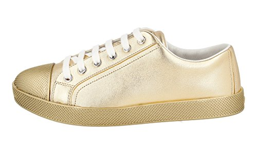 Prada Women's 3E6202 FCL F0522 Leather Trainers/Sneaker buy cheap reliable 6Ih4Mlum