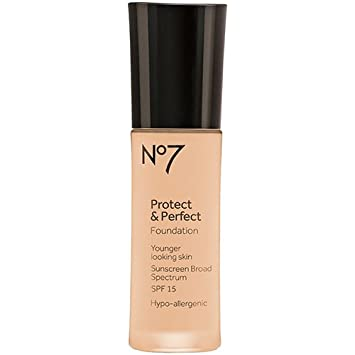 BOOTS No7 Protect Perfect Foundation Cool Beige