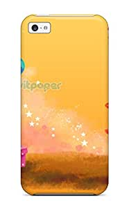 David Stanfield Snap On Hard Case Cover Happy Girl Celebrant Protector For Iphone 5c